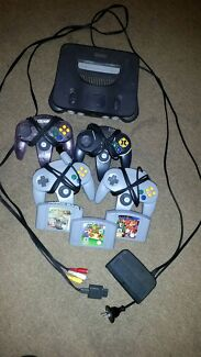 Nintendo 64 package Bedford Bayswater Area Preview