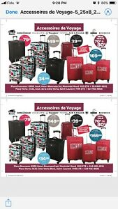 Luggages ((Valise))