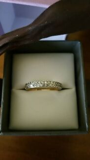 GENUINE 14CARROT GOLD MICHAEL HILL JEWELLER Rosevale Ipswich South Preview