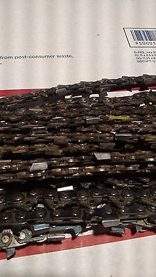 """2) Stihl 20"""" 72 Link 3/8 .063  Chainsaw Chains (A-Grade) for sale  Hawk Point"""