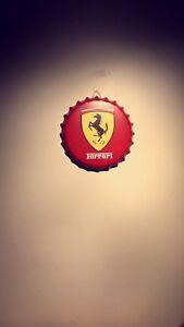 Ferrari Bottle Cap