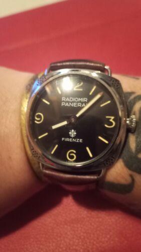 Panerai Radomir Firenze - watch picture 1