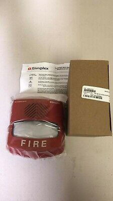 4906-9131 Simplex New Horn Strobe Weatherproof Same Day Free Shipping