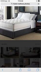 Hotel high quality memory form mattress $95 only Hurstville Hurstville Area Preview