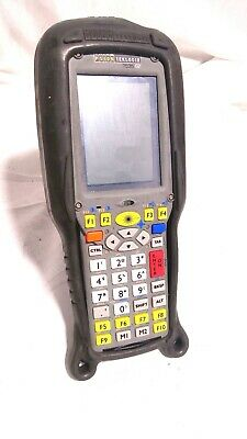 Psion Teklogix 7535 G2 Yellow Key Barcode Tekterm Scanner Wrubber Cover