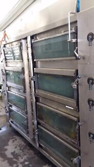 Commercial Bakery Equipment: Rotel One Oven
