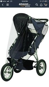 Jolly Jumper Jogging Stroller Universal Rain Cover