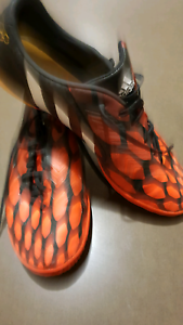 Adidas Predator Absolado indoor soccer / futsal shoes