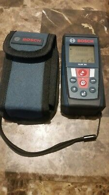 Bosch Glm 50 Professional Laser Rangefinder 50m Accurate Measurement