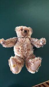 MerryThought Bear (from the 90s)