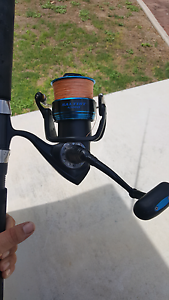 Daiwa saltist rod and reel combo Sandstone Point Caboolture Area Preview