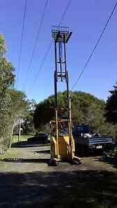 Forklift Electric Reach $6000 Lang Lang Cardinia Area Preview