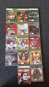 Ps3 & Xbox 360 Games for sale. George Town George Town Area Preview