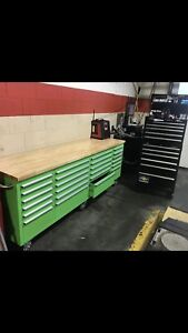 """Big 8"""" tool box 6 months old"""