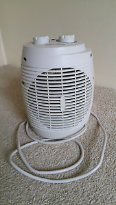 Two Homemaker Fan Heaters Waitara Hornsby Area Preview