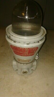 Appleton Electric A-51 Series 100 Max Watts Explosion Proof Lighting