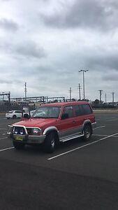 1994 Mitsubishi Pajero Wagon Adelaide CBD Adelaide City Preview