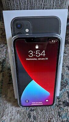 Iphone 11 Black, 128GB (Unlocked)