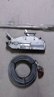 Big haul hand winch 1.6 tonne 4wd recovery Sylvania Sutherland Area Preview