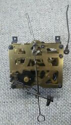 Wood Choppers Cuckoo Clock movement with out Music wire