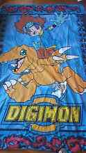 Digimon doona cover. Goulburn 2580 Goulburn City Preview