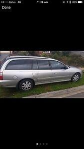 2007 VZ executive wagon Clifton Springs Outer Geelong Preview