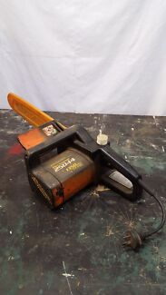 Mcculloch electric chainsaw Huntingdale Gosnells Area Preview