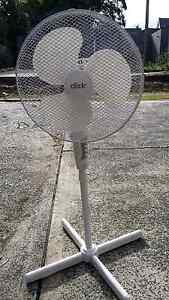 White pedestal fan Lane Cove Lane Cove Area Preview