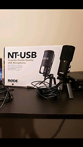 NT-USB RODE Microphone Kallangur Pine Rivers Area Preview