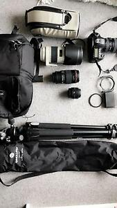 Canon camera 5D mark iii and camera accessories for 8000 Dollars only! South Yarra Stonnington Area Preview