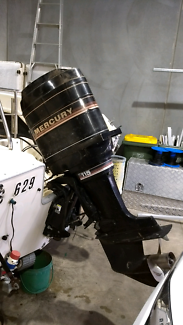 Mercury 115hp Outboard