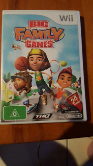 Big Family Games Wii Game