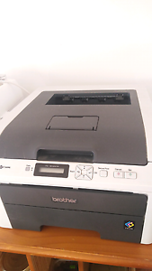 Brother HL 3045CN colour laser printer Seven Hills Blacktown Area Preview