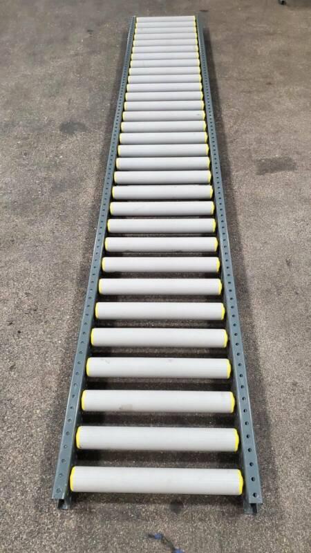 """17"""" Knapp Gravity Roller Conveyor x 91"""