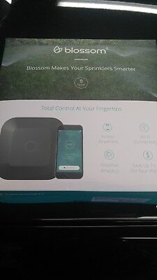 Blossom 8 Witty Sprinkler System Watering Controller - WiFi Irrigation