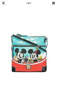 Dooney & Bourke Disney Skyliner Crossbody NEW NWT SOLD OUT.