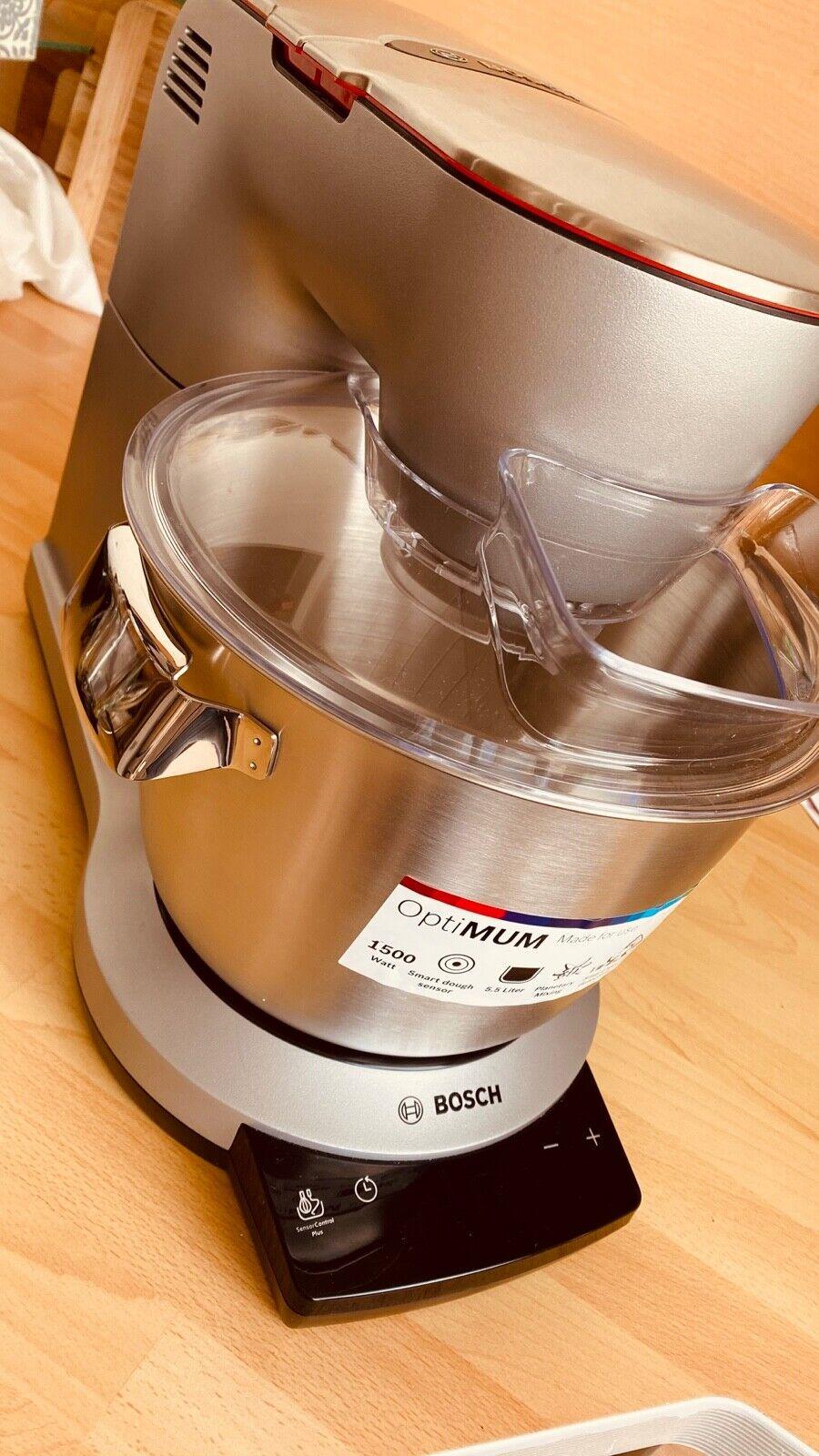 Bosch Optimum Küchenmaschine mit Zubehör & Veggie Love Set