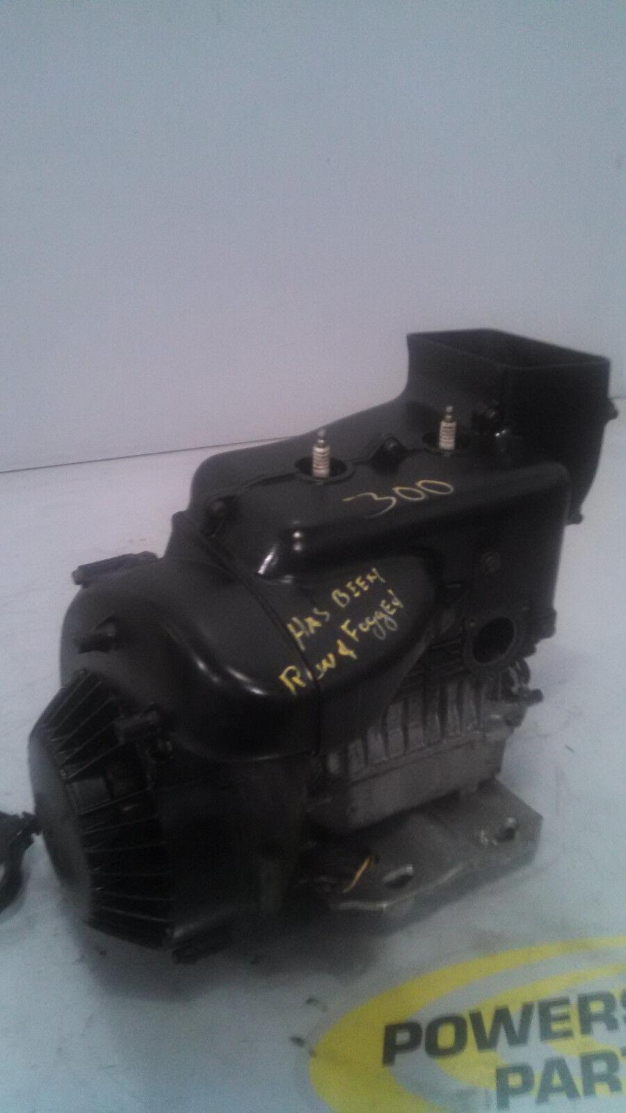 78 79 80 81 82 83 Yamaha Enticer Inviter 300 294 Engine Motor Exciter Crankcase