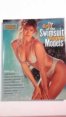 Sports Illustrated The Best Of The Swimsuit Super Models Hard Cover
