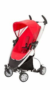 Quinny Zapp Xtra with folding seats and travel bag