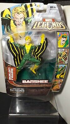 2006 Hasbro Marvel Legends Annihilus Series BANSHEE Xmen
