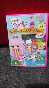 FREE!!! LaLaLoopsy dvd (new) Southern River Gosnells Area Preview