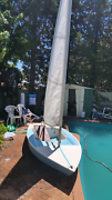 sailing dingy Rosemeadow Campbelltown Area Preview
