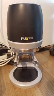 Puqpress Automated Coffee Tamper