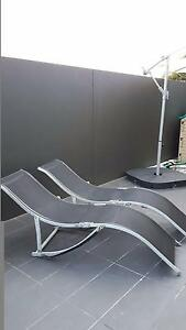 2 outdoor sunbeds North Sydney North Sydney Area Preview
