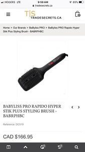Thermal Heat Brush  &  Omnistyler (Straightener/curling iron)