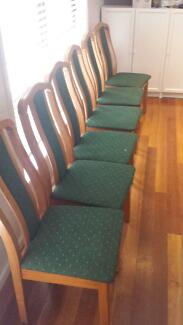 Dining chairs Little Bay Eastern Suburbs Preview