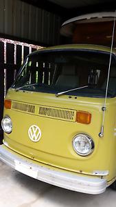 VW Kombi Camper pop top 1976 2ltr fuel inj Torquay Fraser Coast Preview
