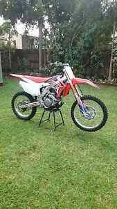2015 Honda CRF450 For Sale. Very low hours. Redlynch Cairns City Preview