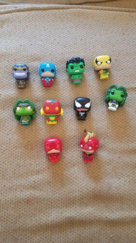 Funko Pop Mini Marvel Lot - $3.25